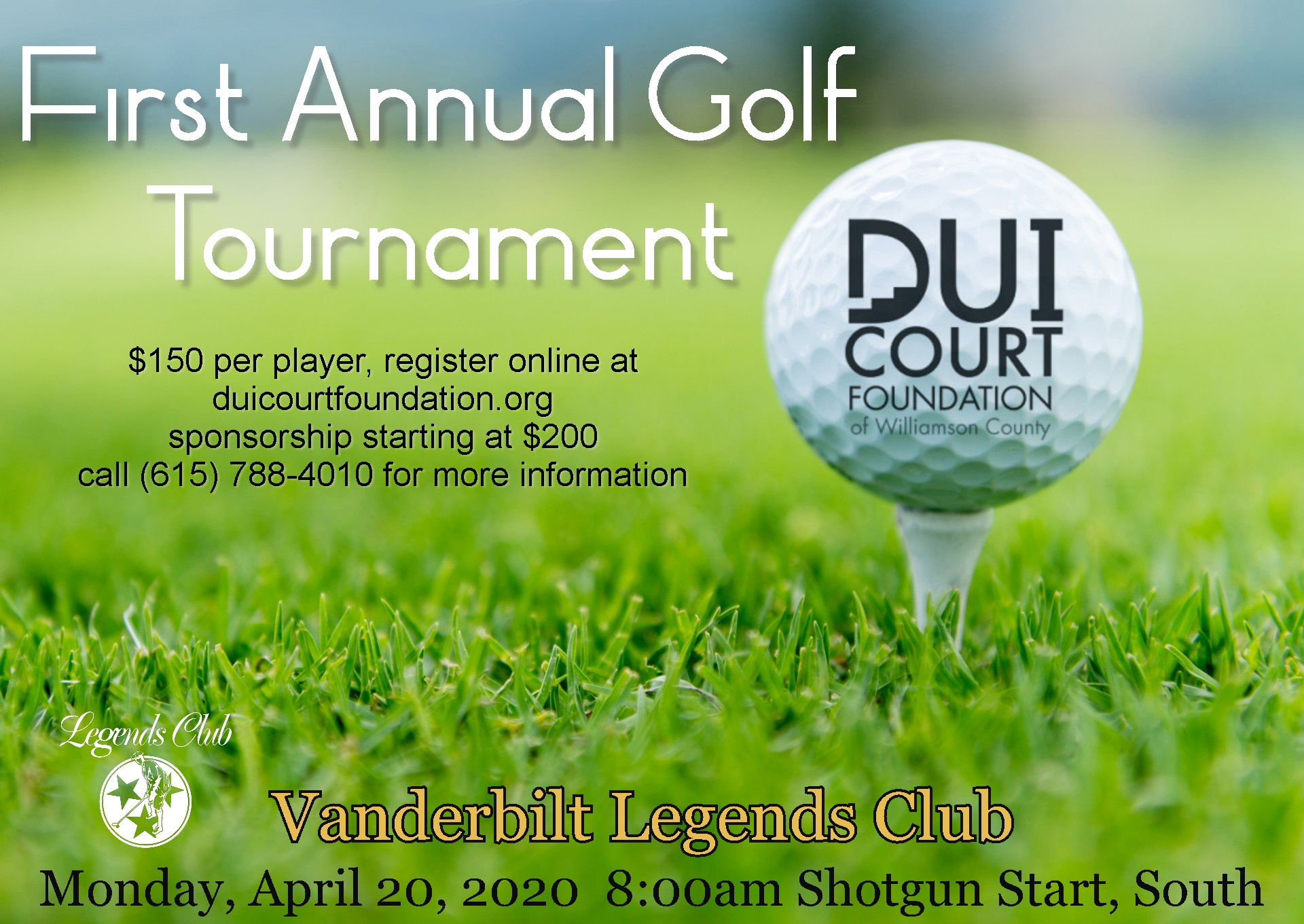 DCFWC Golf Tourn